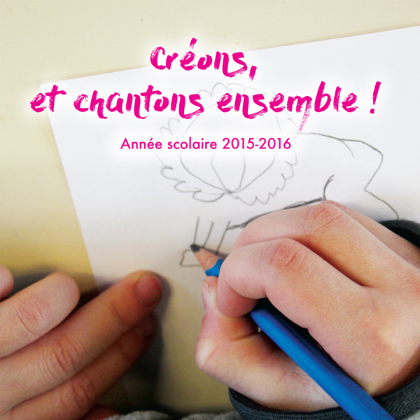 Couverture de l'album Créons et chantons ensemble!